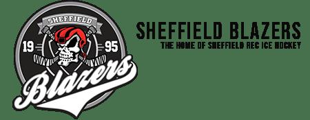 Sheffield Blazers Ice Hockey Team Logo
